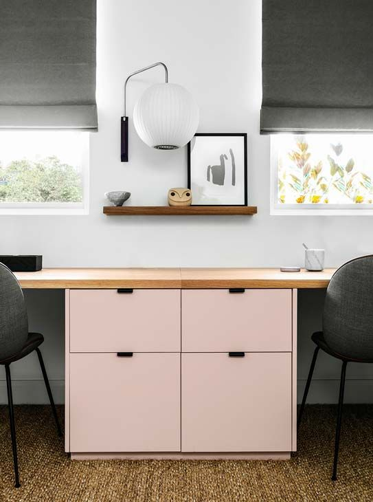 Built-in desks | Arent & Pyke