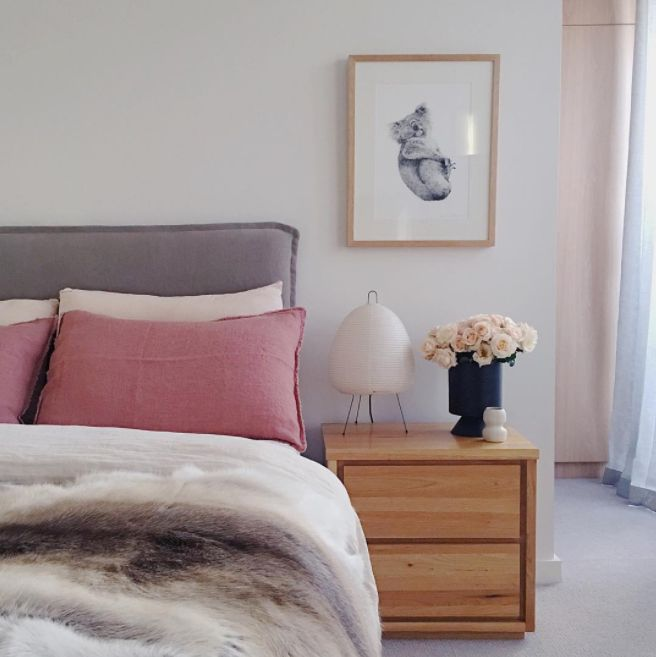 17 Best Ideas About Grey Bedroom Design On Pinterest: 17 Best Ideas About Dusty Pink Bedroom On Pinterest