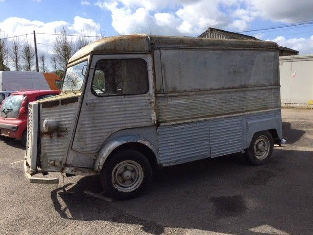eBay: CITREON HY VAN #classiccars #cars   Classic cars, Van, Citroen