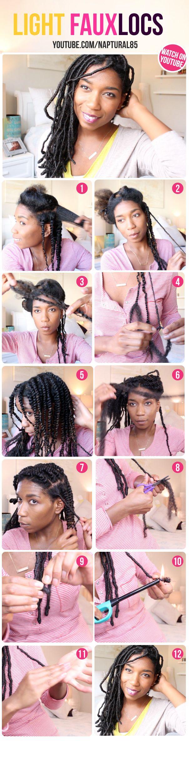 Naptural85 - Natural Hair Care Tips - Blog Content