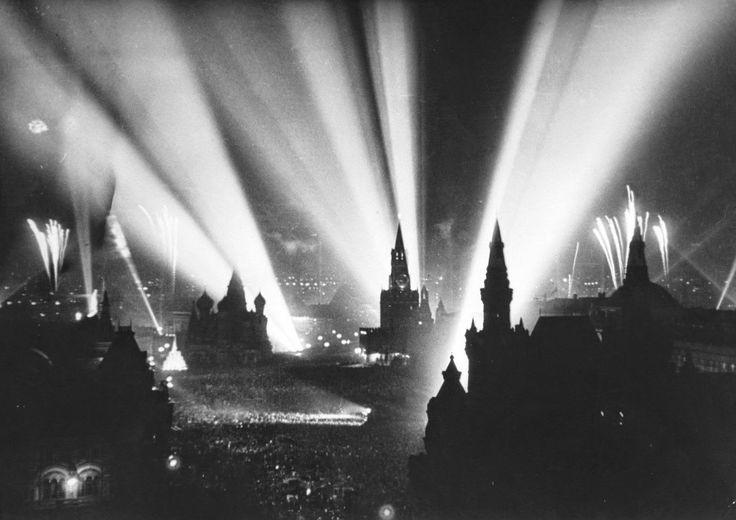 Москва, 9 мая