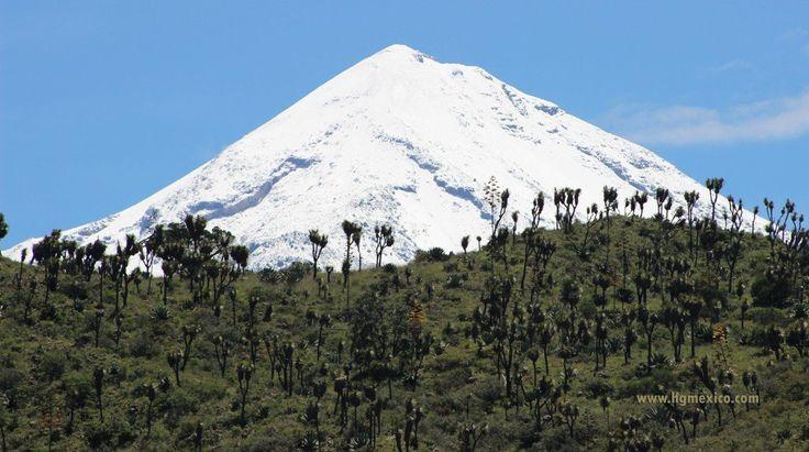 pico de orizaba lugares turisticos frios en mexico | Cultura Colectiva