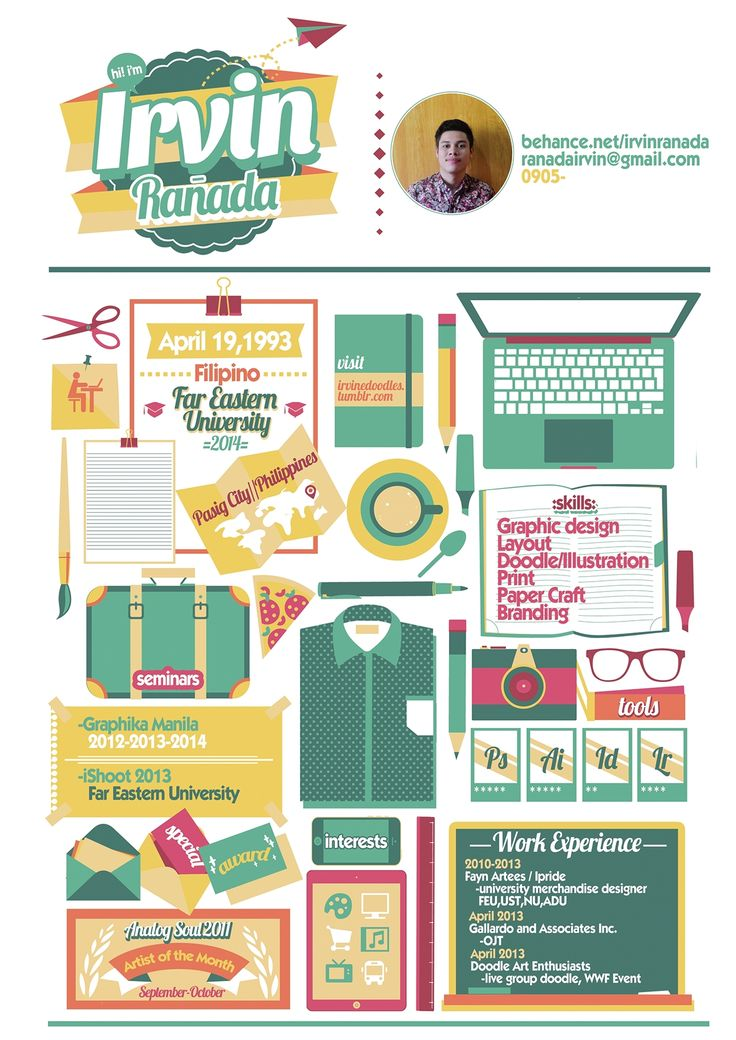 13 Best Cv Images On Pinterest Graphics Books And Cars