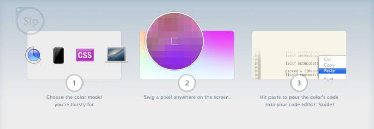 Cel mai bun selector de culoare pentru Mac | HazzardWeb