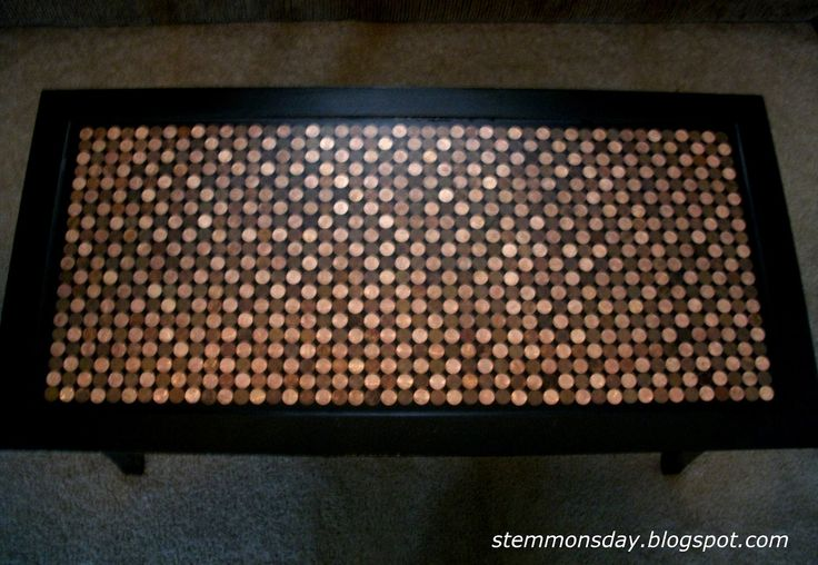 25+ best ideas about Penny Coffee Tables on Pinterest