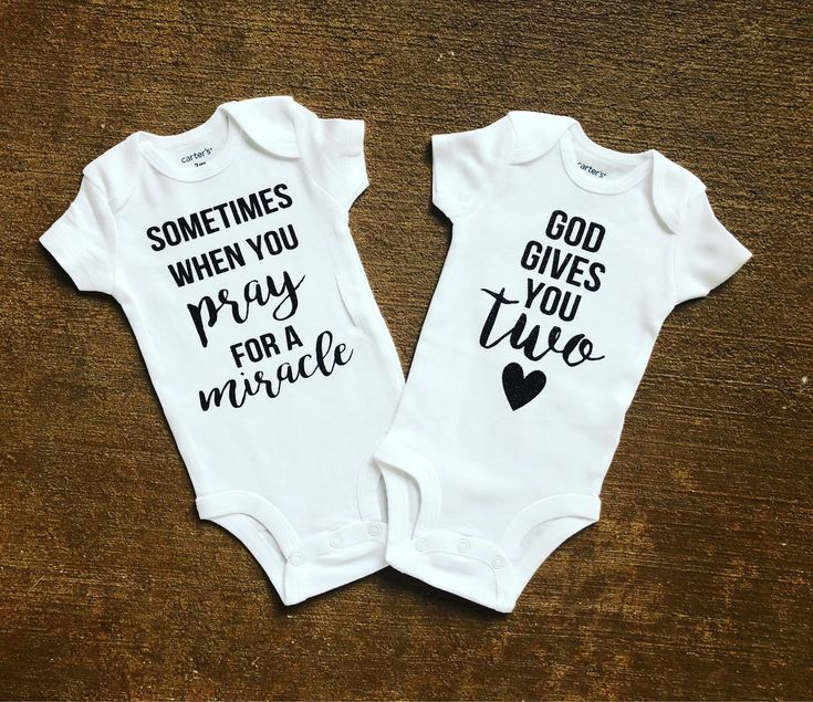 Twins Pregnancy Announcement | Twin Gifts | Twins Outfits | Twins Bodysuits Expecting Twins | Pregnant With Twins | Pregnancy Reveal – Maternity, Baby, Nursery …