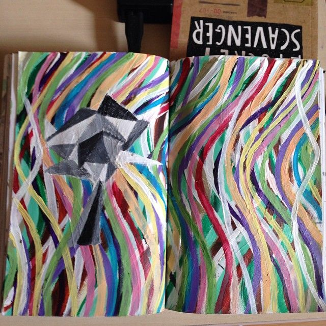 MESS 8: redoing Sol Lewitt page