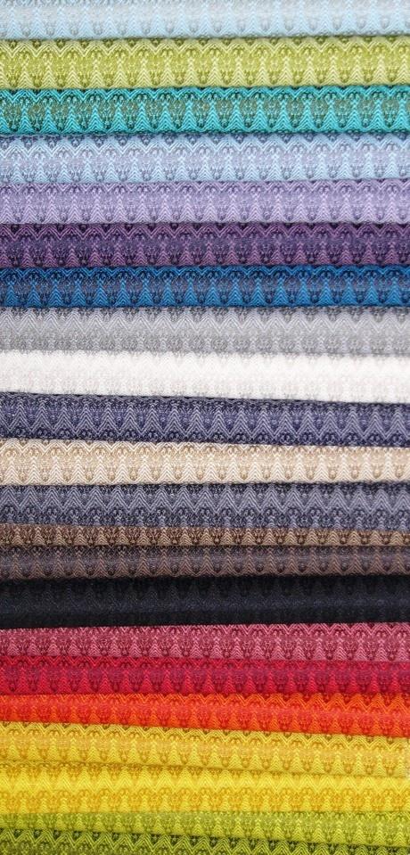 Ramshead upholstery fabric by Bute Fabrics. Photograph courtesy Bute Fabrics