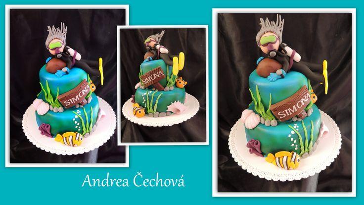 dort potapěč