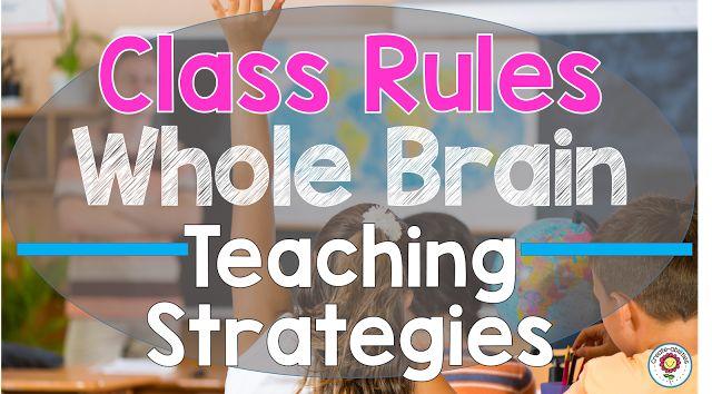 Whole Brain Teaching: Classroom Rules