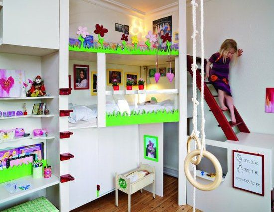 Attractive Gymnastics Bedroom | Kids Bedrooms | Find The Latest News On Kids Bedrooms  At House Of