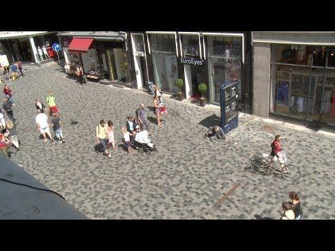 Ung pige overfaldet på strøget i Aarhus: Derfor var der ingen, der hjalp - MX.dk