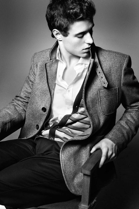 Max Irons as Christopher Vidal, Jr.?