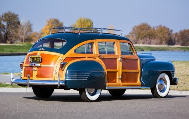1942 Chrysler Windsor Town and Country Barrelback ★。☆。JpM ENTERTAINMENT ☆。★。