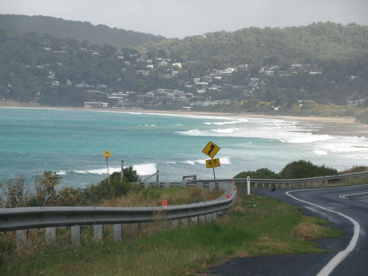 The Great Ocean Road by car - DONE :)