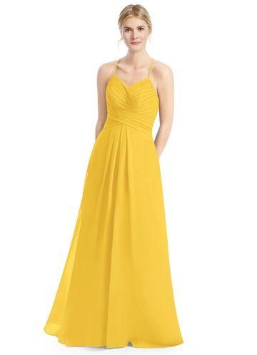 9ea87e8b91d Yellow Bridesmaid Dresses