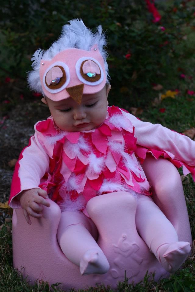 i want to make this for kairi for halloween i am obsessed with owls and this is the cutest one i have found holiday projects pinterest owl costumes - Baby Owl Halloween Costumes