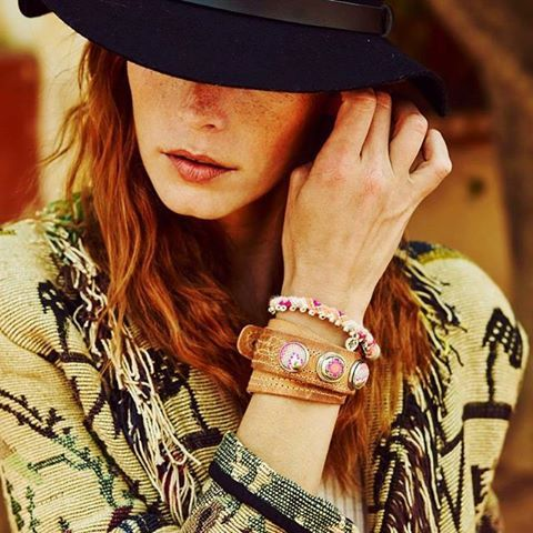 PRE ORDER...Limited Edition Noosa Amsterdam Stitch Wrap Bracelet http://www.blackbirdboutique.com.au/collections/noosa-leather/products/noosa-amsterdam-wrap-all-over-stitch-in-natural-pre-order?variant=1051085821