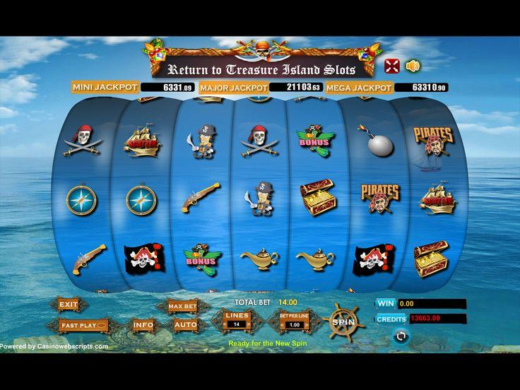 treasure island online casino