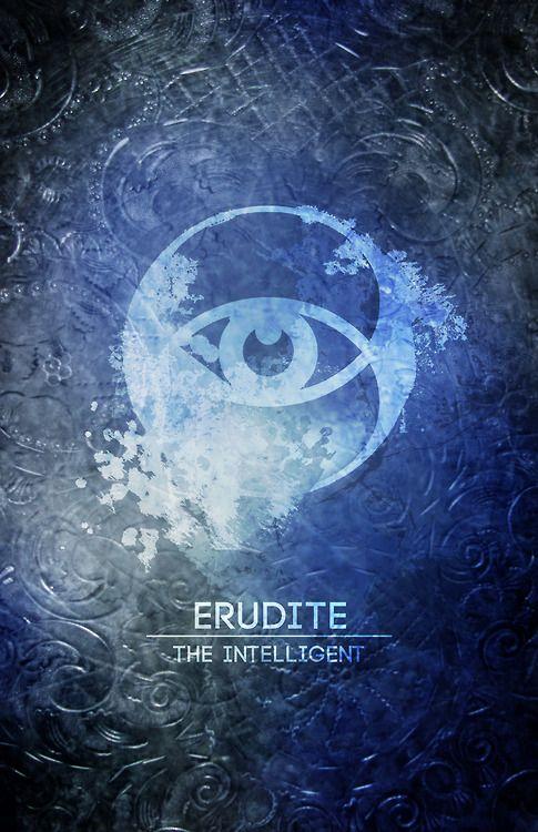 Erudite ~Divergent~ ~Insurgent~ ~Allegiant~
