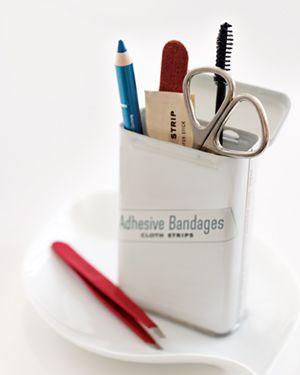 quick fixes for common beauty crises...