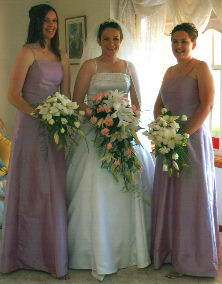 Silk Bridesmaids gowns Gowns of Elegance and Grace www.gownsofeleganceandgrace.com.au