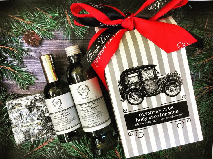 #FreshLine #Christmasgifts #Fresh #Men Αυτό το #xmas set θα κάνει τους άνδρες ακαταμάχητους τις γιορτές… Προϊόντα για αναζωογόνηση και χαλάρωση με άρωμα από λεβάντα, σανδαλόξυλο και μύρο που δίνουν ένα ξυλώδη ανατολίτικο χαρακτήρα αναδεικνύοντας ακόμα πιο πολύ τη γοητεία σας! Λιανική Τιμή: 22,90€ από 37,30€ #staytuned #xmas2016 #12daysbeforechristmas #cedarwood #charming #extracts #bestgift #bodycare #relaxing #rejuvenating