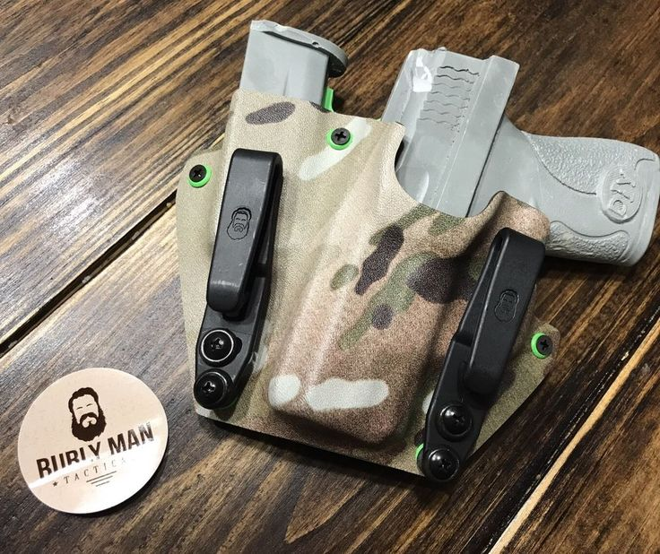 Left Smith And Wesson Multicam M&P Shield Kydex SideCar Holster IWB Appendix  | eBay