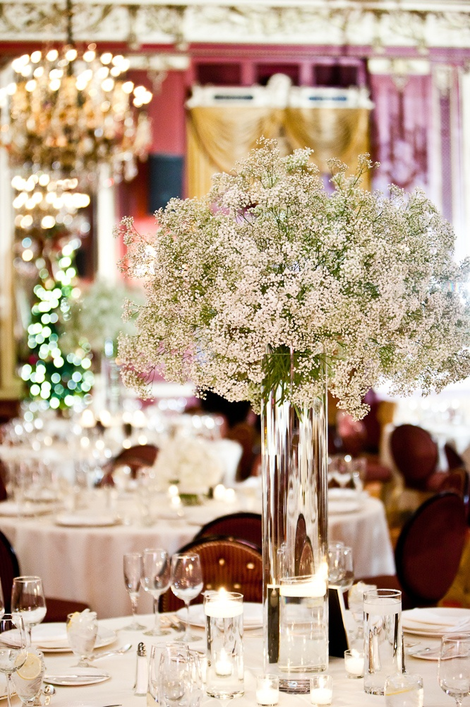 1000+ images about Julie - Baby's Breath Wedding Reception ...
