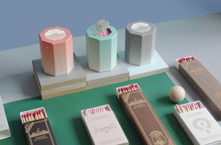 Beautiful interior item #matchbox #decor #packagedesign