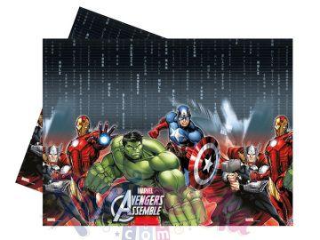 Avengers Doğum Günü Masa Örtüsü