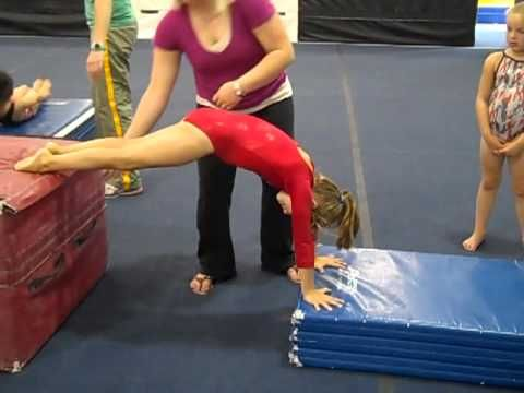how to get really good at gymnastics