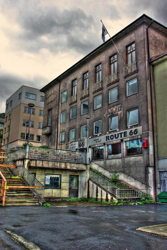 Route66 in Narvik -