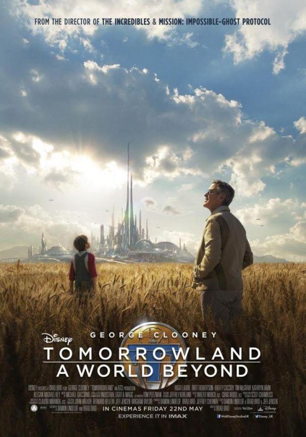 Tomorrowland - Trailer  Legati da un destino comune, un adolescente pieno di curiosità scientifica e un ragazzo-genio inventore s'imbarcano in una missione per scoprire i segreti di un posto da qualche parte nel tempo e nello spazio che esiste nella loro memoria collettiva.