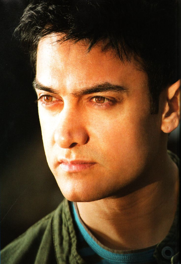 Aamir Khan - An actor par excellence and an honestly good and genuine human being.