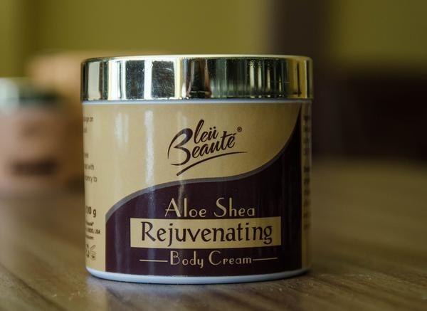 Aloe Shea Rejuvenating Body Cream - Hydrating and Moisturizing - face and body cream (*)