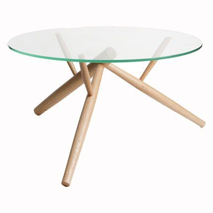 1000 id es sur le th me table ronde en verre sur pinterest for Table ronde en verre avec 4 chaises