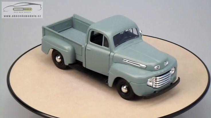 Ford F 1 PickUp 1948 Maisto 1/25