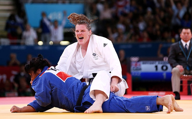 Team GB medals: Karina Bryant takes bronze in the women's judo