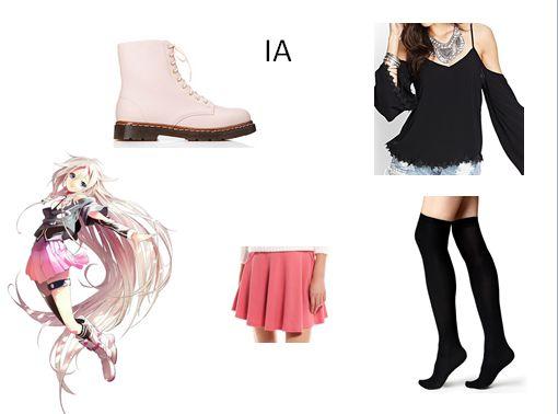 IA Outfit!