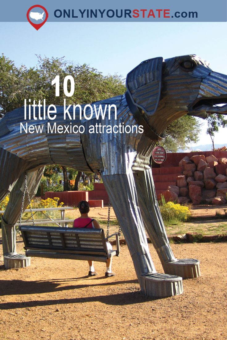 Travel | New Mexico | Little-Known | Attractions | Weekend Trip | Picturesque