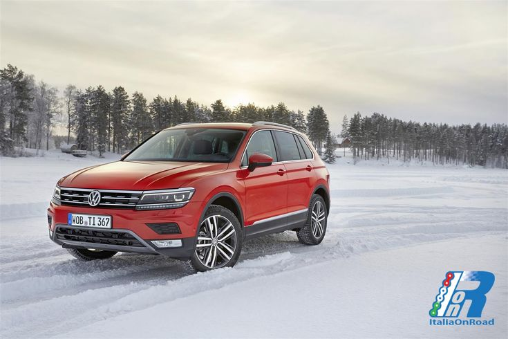 Nuova Tiguan 4Motion: Winter Drive http://www.italiaonroad.it/2016/02/08/nuova-tiguan-4motion-winter-drive/