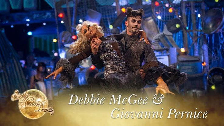Debbie and Giovanni American Smooth to 'Memory' from Cats - Strictly Com...