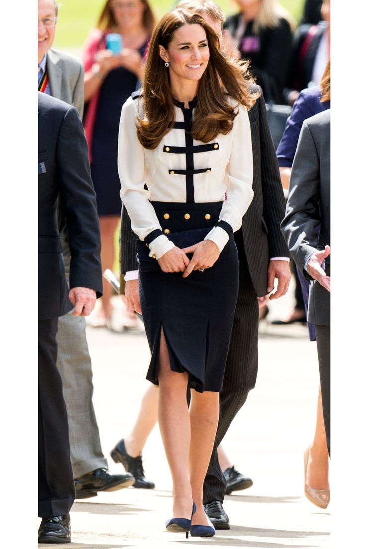 The 100 most stylish women of 2014: Kate Middleton | Harper's Bazaar