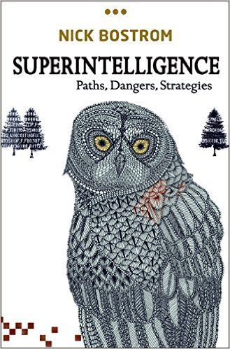 Mike E picked up Superintelligence: Paths, Dangers, Strategies