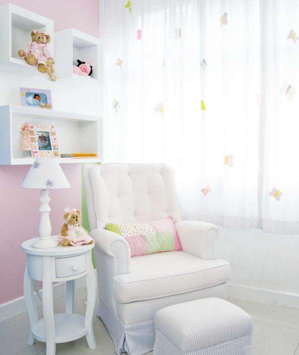 Portal Decoração - Quartos de bebê
