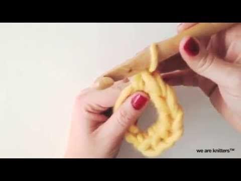 Cómo hacer el círculo mágico en crochet