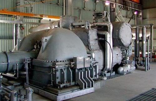 #MáquinasTérmicas #TurbinaDeVapor