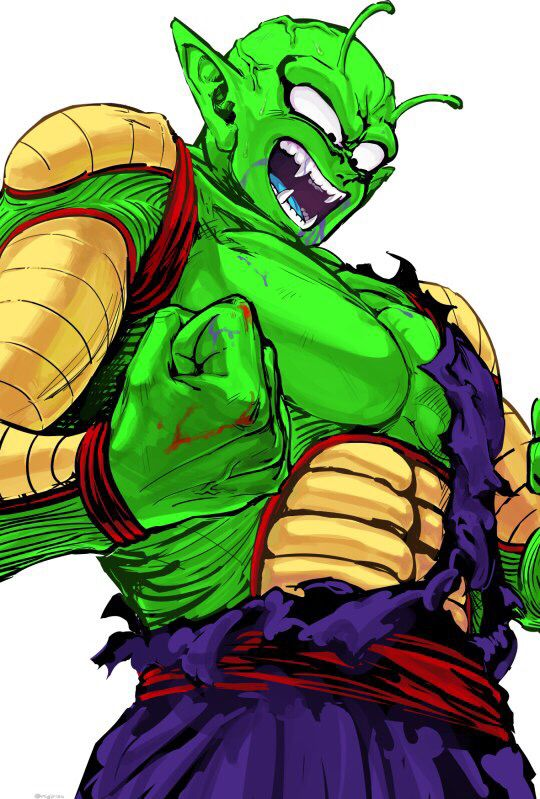 Piccolo | DBZ - Visit now for 3D Dragon Ball Z shirts now on sale!