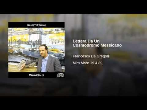 Lettera Da Un Cosmodromo Messicano